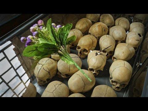 Σύλληψη για τη γενοκτονία της Ρουάντα