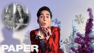 The 12 Signs Of The Holidays | PAPER X Benny Drama