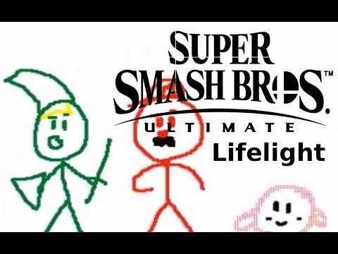 Lifelight (Main Theme Song)/Super Smash Bros  Ultimate