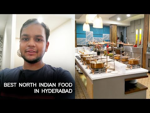 BEST North Indian Food – Explored in Hyderabad at Hira Panna | Shot in #Bothie – CookingShooking