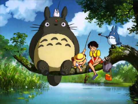 Joe Hisaishi: My Neighbor Totoro (ending theme song - piano edition)