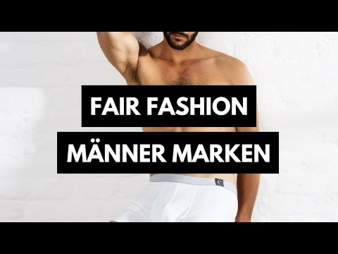 3 Männer Fair Fashion Marken - Unterwäsche | Fair Fashion & Lifestyle | rethinknation