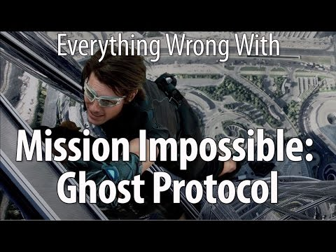 Misson: Impossible Ghost Protocol