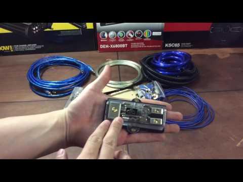 Kit de instalación Calibre 4 Db Link Ck4dz