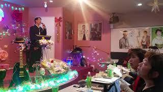 哀しみを燃やして 藤井充さん 30年1月28日ゴールドムーン歌謡祭