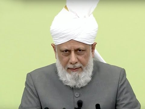 Die Eigenschaften eines wahren Ahmadi-Muslims
