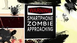 Smartphone zombie - gentlemenofrock