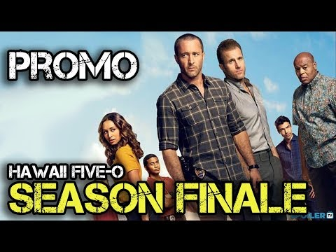 Hawaii Five-0 8.25 Preview