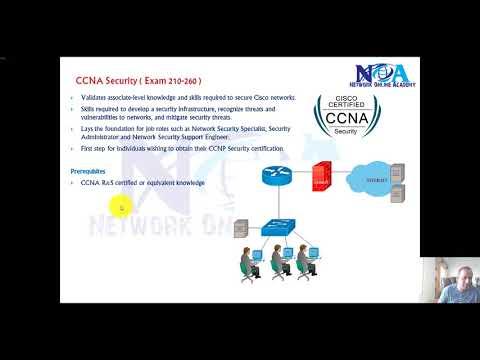 CCNA Security 201-260 - Exam Information - YouTube