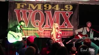 """Danielle Bradbery """"Daughter Of A Workin Man""""  WQMX Rising Star Showcase"""