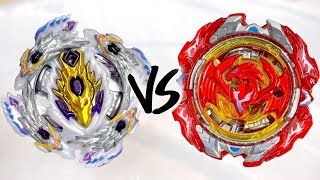BATTLE: Revive Phoenix .10.Fr VS Bloody Longinus .13.Jl - Beyblade Burst Super Z/Cho-Z