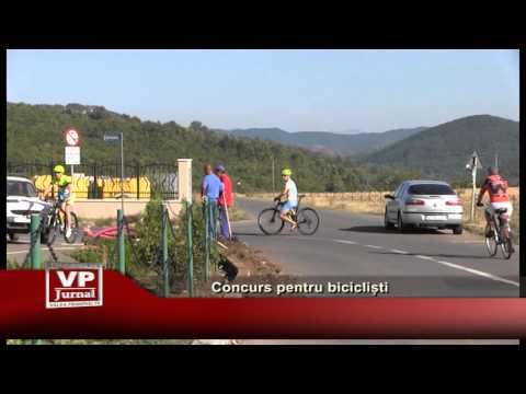 Concurs pentru bicicliști