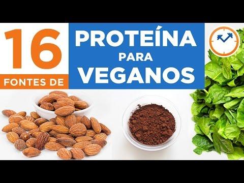 16 FONTES DE PROTEÍNA PARA VEGANOS E VEGETARIANOS (16 alimentos para quem não come carne)