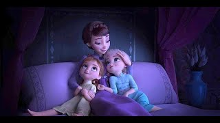"All Is Found (From ""Frozen 2""/Lyric Video) Evan Rachel Wood"