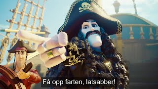 Trailer of Captain Sabertooth and the Magical Diamond (2019)