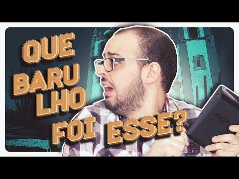 O MEU PRIMEIRO CAGAÇO COM UM LIVRO | Geek Freak