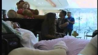 KHON Story on Singers Charice & Cheesa Visit to Shriners