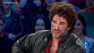 DAVID AMOR | Ágatha Ruíz De La Prada Maquilla A David Amor