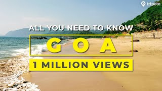 All You Need To Know Before Planning An EPIC Goa Trip | Tripoto