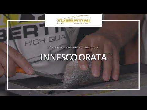 Tsurf | Pesca a Surfcasting al Serra: Innesco Orata