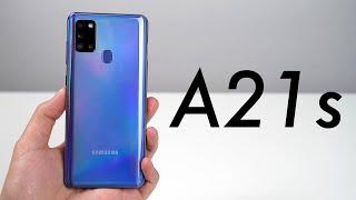 Nicht für jedermann: Samsung Galaxy A21s Review (Deutsch) | SwagTab