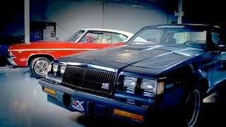 1969 Chevrolet Chevelle vs 1987 Buick GNX - Generation Gap: Muscle Cars