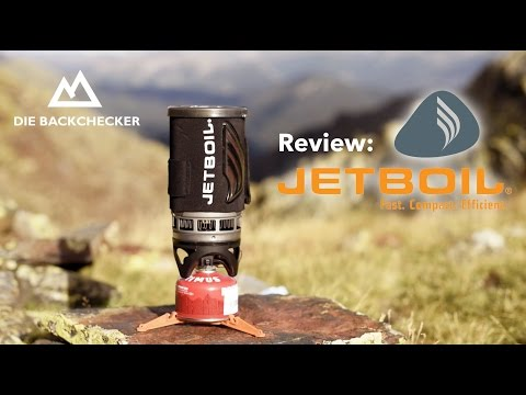 Review // JETBOIL FLASH - Outdoor Gaskocher