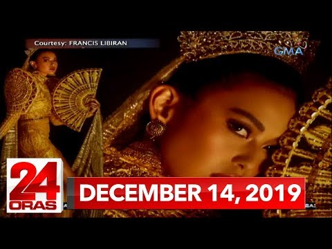 24 Oras Weekend Express: December 14, 2019 [HD]