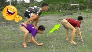TRY NOT TO LAUGH | Comedy Videos - Best compilation by SML Troll Ep.35