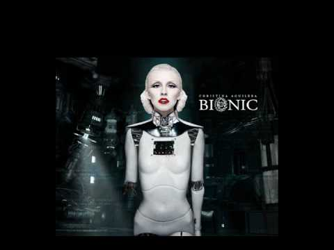 Christina Aguilera - Bionic/Not Myself Tonight/WooHoo Medley Studio Version 2010 MTV Movie Awards