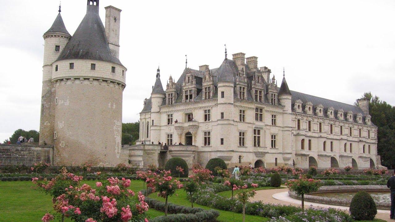 Visit the Loire Valley Castles