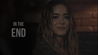 In the end || Agents of S.H.I.E.L.D. [+7x13]