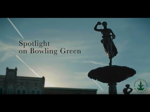 Spotlight on Bowling Green: Fountain Square Park Renovations