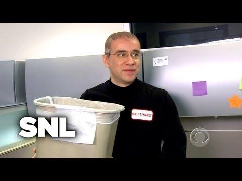 Undercover Celebrity Boss - Saturday Night Live (видео)