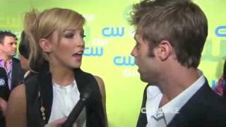 Interview Katie Cassidy et Shaun Sipos (anglais)