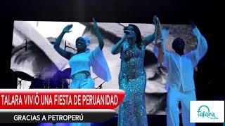 TALARA VIVIÓ FIESTA DE PERUANIDAD