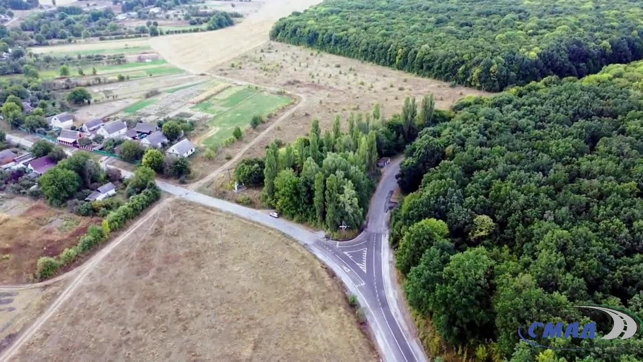 Завершено ремонт ділянки автомобільної дороги О-02-03-05 (смт. Вороновиця – с. Калнишівка)