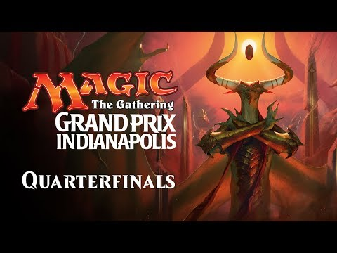 Grand Prix Indianapolis 2017 Quarterfinals