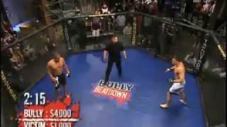 Mtv Bully Beatdown Part 2 Of 3 Episode 3  Randall: The  Al Mc Bully