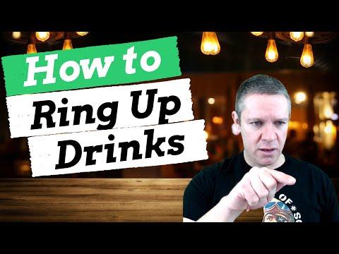 Become a Bartender [POS Training]