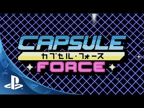 Capsule Force Trailer | PS4 thumbnail