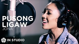 Jona - Pusong Ligaw (Official Recording Session)