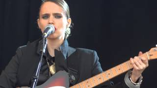 Anna Calvi - First We Kiss - End Of The Road Festival 2012