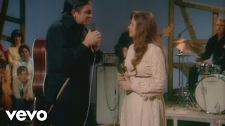 Johnny Cash & June Carter Cash – Help Me Make It Through the Night (Man in Black: Live in Denmark)
