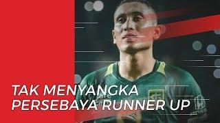 Bek Persebaya Ungkap Ketidakpercayaan Timnya jadi Runner Up Liga 1 2019