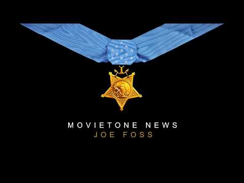 Joe Foss WWII Ace - Medal of Honor Recipient