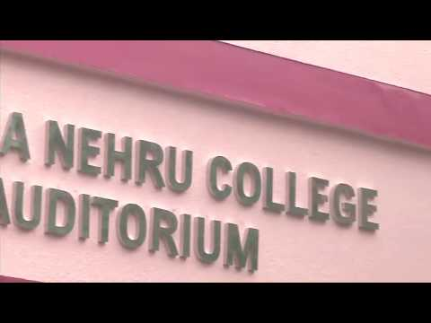 Kamala Nehru College video cover1