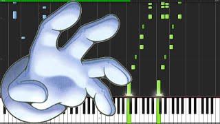 Final Destination - Super Smash Bros. Brawl [Piano Tutorial] (Synthesia) // Akmigone