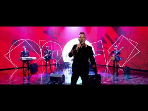 Robbie Williams - Party Like A Russian (LIVE at Graham Norton Show) HD