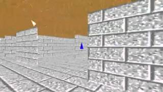 Windows 98 Screensavers 3D - Laberinto 3D-Descargar